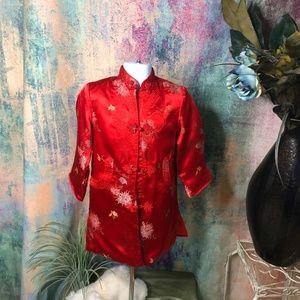 ⛩⛩ Peony Vintage Asian Style Coat, Dress, Rope ⛩
